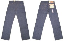 画像2: Deadstock 1984-1993'S LEVI'S 501 【SHRINK-TO-FIT】 501 生デニム  USA製