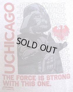 """画像3: Champion®College Tee チャンピオンTシャツ """"University of Chicago Darth Vader"""""""