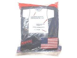 画像3: Deadstock 2000'S SOFFE US MILITARY T-Shirts 紺 3PACK Made in USA 袋入