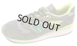 画像2: J.Crew別注 New Balance M998JL3 Nylon Mesh×Suede Leather アメリカ製