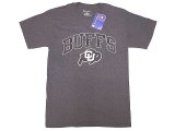 "Champion College Tee チャンピオン・カレッジTシャツ ""University of Colorado""灰"