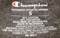 """画像4: Champion®College Tee チャンピオン・カレッジTシャツ """"University of Colorado""""灰"""