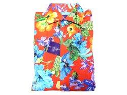 画像1: Ralph Lauren 【Purple Label】 Linen Shirts パープル・レーベル 花柄 イタリア製