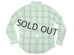 画像1: POLO Ralph Lauren Buffalo Plaid Heavy Flannel Shirts ポロ・ラルフ フランネル