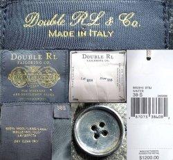 画像5: Double RL(RRL) R08 Bryant JK ダブルアールエル ブライアンJK イタリア製