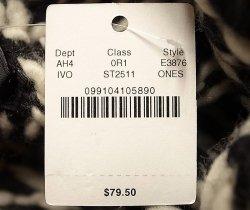 画像4: J.CREW Hand Knit Jacquard Wool Cap ジェイ・クルー ハンドニット ウールキャップ