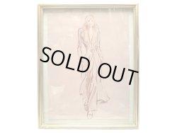 画像1: Ralph Lauren Illustration Framed  Display ラルフ・ローレン 店内 ディスプレイ #47