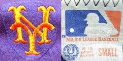 画像4: Deadstock 1973-75'S New York Mets MLB Baseball Cap デッドストック USA製