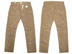 画像1: J.CREW 484 SLIM Corduroy Pants ロースリム コーデュロイ OKH Vintage加工