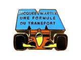 "Vintage Pins(ヴィンテージ・ピンズ #0246  ""JACQUES MARTIN"" Pins  France"