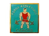 "Vintage Pins(ヴィンテージ・ピンズ) #0273 1990'S""CAHORS"" Made in France"