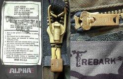画像5: Deadstock 1990'S ALPHA M-65 Field JK TREBARK アルファ M65JK アメリカ製