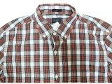 J.CREW Tartan Plaid B.D. Shirts SLIM #1 タータンチェック ボタン・ダウンシャツ