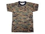 【期間限定35%OFF】Deadstock 1990'S U.S.SPEC  デジカモ Tシャツ アメリカ製