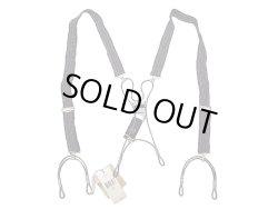 画像2: Double RL(RRL)  Suspenders #1ダブルアールエル サスペンダー D.ネイビー