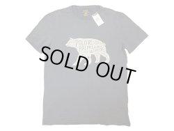 画像1: POLO RALPH LAUREN BEAR Tee ポロラルフ シロクマ Tシャツ 紺 Vintage加工