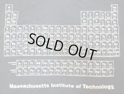 """画像3: Champion®College Tee チャンピオン・カレッジTシャツ """"MIT Periodic Table"""""""