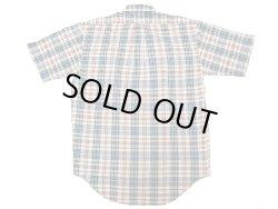 画像3: POLO Ralph Lauren BLAKE Madras H/S B.D.Shirts ラルフ マドラス半袖 BDシャツ