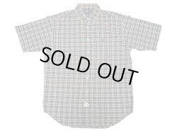 画像2: Ralph Lauren BLAKE Gingham H/S B.D.Shirts ラルフ ギンガム半袖 BDシャツ#3