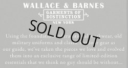 画像5: WALLACE & BARNES Leather Blet Made in Italy 本革レザーベルト イタリア製