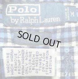 画像5: POLO Ralph Lauren BLAKE Plaid H/S B.D.Shirts ラルフ チェック柄 半袖 BDシャツ#2
