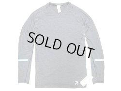 画像1: New balance x J.Crew 0683 NB DRY FLEX L/S 3D Stretch Reflect Shirts BlueGray