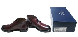 画像1: BROOKS BROTHERS Dundee Oxblood Made by Allen Edmonds USA製 箱付