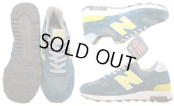 画像3: New Balance M1400FT Nylon Mesh×Suede Made in USA ニューバランス USA製