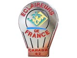 "Vintage Pins(ヴィンテージ・ピンズ) #0451 ""ECLAIREURS DE FRANCE"" Pins FR"