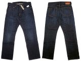 J.CREW 1040 Slim-Stright Jeans Cheshire-Wash 貝原デニム 脇割り ジェイ・クルー