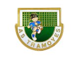 "Vintage Pins(ヴィンテージ・ピンズ) #0494 ""AS TRAMOYES"" Pins 1990'S France"