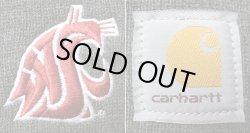 画像3: carhartt Washington State University 刺繍 カーハート ニット キャップ 灰 アメリカ製