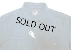 画像3: J.Crew Chamois Shirts DGR Wash加工 ジェイ・クルー シァモアシャツ 鉄青