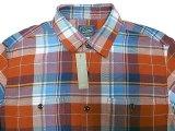 J.CREW Plaid Flannel Shirts RLE ジェイ・クルー フランネルシャツ Wash加工