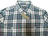 J.CREW Plaid Flannel Shirts IMU ジェイ・クルー フランネルシャツ Wash加工