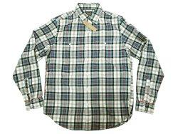 画像2: J.CREW Plaid Flannel Shirts IMU ジェイ・クルー フランネルシャツ Wash加工