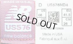 画像5: New Balance US576ND4  Made in USA ニューバランス US 576 アメリカ製 箱ナシ