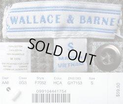 画像4: WALLACE & BARNES by J.Crew Waffle  Henley Neck ワッフル・ヘンリー HCA