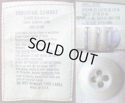 画像4: Deadstock 2000'S US.Military Combat Trousers Rip-Stop 6pkt Cargo 綿100%