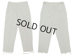 画像1: Deadstock 2000'S US.Military Combat Trousers Rip-Stop 6pkt Cargo 綿100%