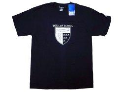 """画像1: Champion®College Tee チャンピオン・カレッジTシャツ 紺 """"Yale Law School"""""""