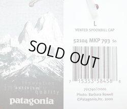 画像5: Deadstock 2000'S Patagonia VENTED SPOONBIL CAP パタゴニア  アメリカ製
