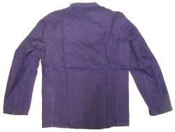 画像2: Deadstock 1960'S STABILO Cotton Twill  Work JK 紺コットン・ツイル EU製