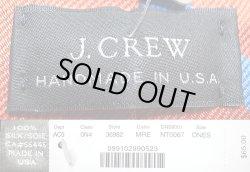 画像4: J.CREW SILK REGIMENTAL TIE Made in USA  ジェイ・クルー レジメンタル タイ #1
