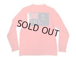 画像2: POLO by Ralph Lauren Rugger shirts ポロ・ラルフ 赤×紺 ラガーシャツ