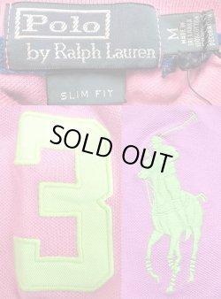 画像4: POLO Ralph Lauren BIG PONY SLIM FIT Polo Shirts ビック・ポニー ポロシャツ