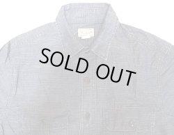 画像3: J.CREW Indigo Work Shirts ストライプ織生地 ジェイ・クルー インディゴ・シャツ