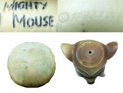 画像4: Mighty Mouse Rubber Doll CBS 1955-1967'S マイティ・マウス ラバードール