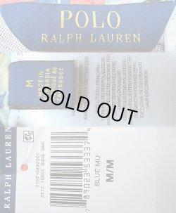 画像5: POLO Ralph Lauren Swim Shorts ポロ・ラルフ ハワイアン柄 赤 スイム・ショーツ