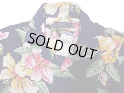 """画像3: POLO Ralph Lauren Hawaiian Shirts """"Hibiscus"""" ポロ・ラルフ ハワイアンシャツ"""